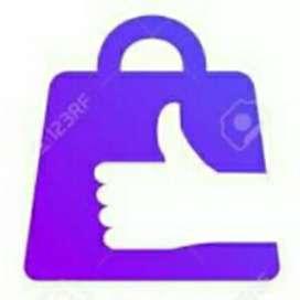 Best online store manavement job