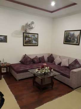 Beautiful one bed furnished flat available for rent in bahria town Isb