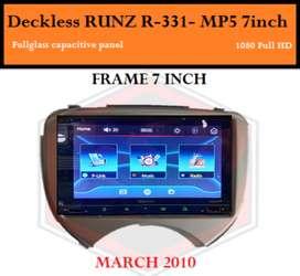 Deckless RUNZ R-331- MP5 7inch MARCH 2010