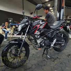 Honda CB150R 2017 Striping Terbaru wrn Terfavorit Zaky Mustika