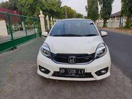 Honda brio rs 2017 automatic