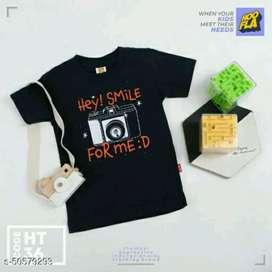 Kaos anak branded t-shirt