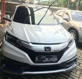 Honda HRV E Prestige 1.8 at mugen 2017 Putih metalik