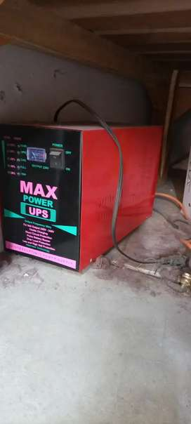 750 watts ups .sign wave technology . 100 % working condition .