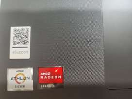 Lenovo Laptops 2 numbers 8 GB RAM 1TB HARD DISK AMD ATHLON SILVET