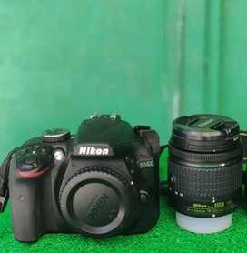 Nikon camra D3400