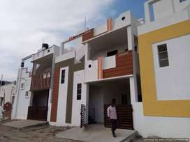 MATHAMPALAYAM NEAR PRESS COLONY 2 BHK VILLAS FOR SALE