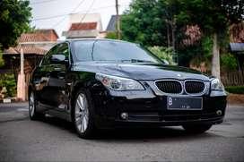 BMW E60 523i Black on Beige - Superb Condition