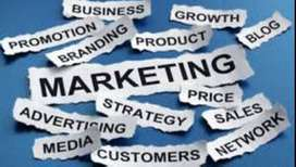 required energetic person for marketing in bank associate firm
