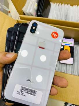 iPhone X 64Gb & 256Gb Brand. new Condition PTA duty Paid original US