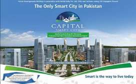 Capital Smart City Plots & Files Available For Sale With Profit