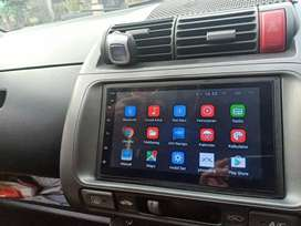 Headunit Android 7inch Wifi playstore Youtube Lengkap [FM Audio]