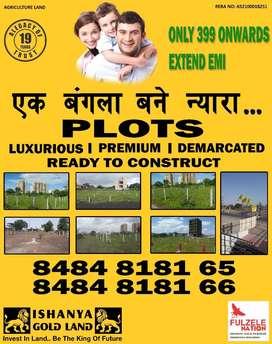 Plot for sale near hinjewadi
