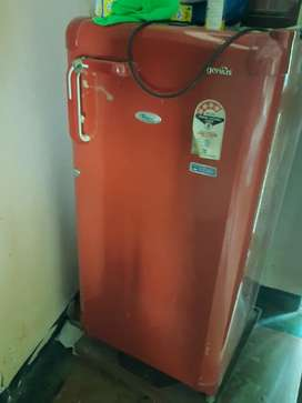 Not working condition fridge