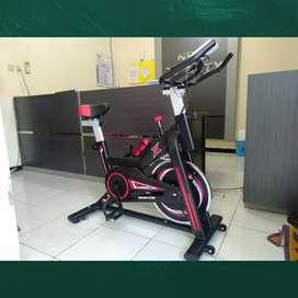 Sepeda fitnes spining lifesports bisa cod