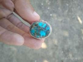 Pirus Persia Ring perak