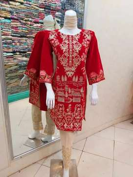 Ready to wear 3pcs stixh unstich available at wholesale rate