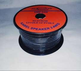 Kabel Speaker Hollywood Harga 1 Roll Panjang