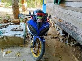 DiJual Murah Yamaha R15 2016