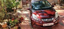Honda Amaze 2014 Diesel Well Maintained