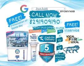 HVOHVNHB water filter Water Purifier Water Tank TV DTH  Free Fitting.