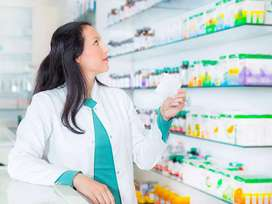 Limited Vacancies Available For Female Medical Pharmacy Technician