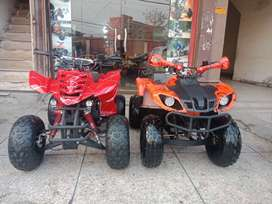 Full Monster 150cc Auto Atv Quad Four Wheels Bike Deliver In All Pak