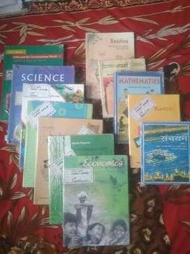 Class 9th Ncert books