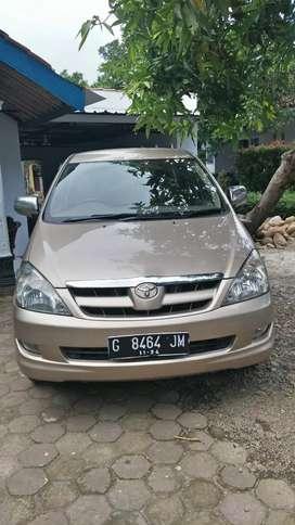 Innova G m/t 2005 bensin