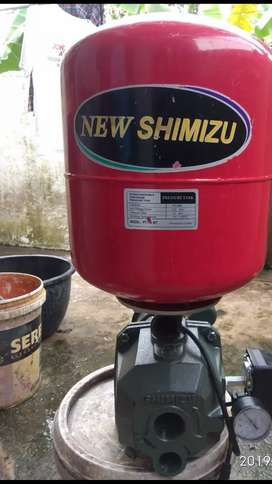 Dijual jett pamp NEW SHIMIZU