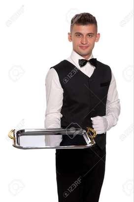 Kitchen Helper cum service boy required for catering work