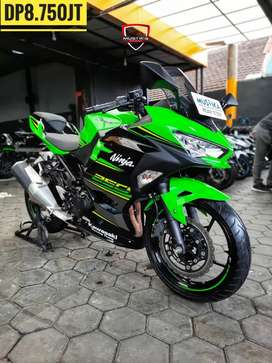 All New Ninja 250 KRT Edition 2018, Istimewa Odo 7rb, Mustika Motor