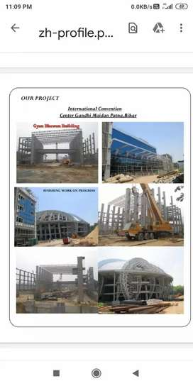 Steel work and power engineering