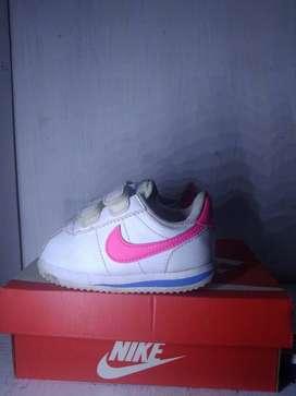 Sepatu Nike Cortez kids Original 11cm