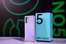 Baru oppo Reno kredit 5G