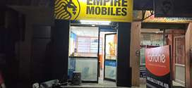 Mobile Store Sales Executive