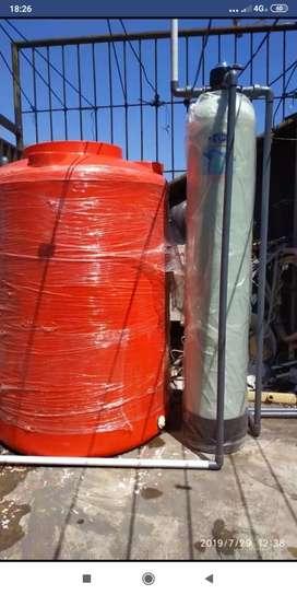 Jual filter air sumur bor/PDAM/wtp/sumur terbuka/sungai
