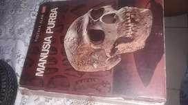 Buku pengetahuan seri pustaka alam live manusia purba