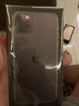 Iphone 11 pro max grey 256 gb bu