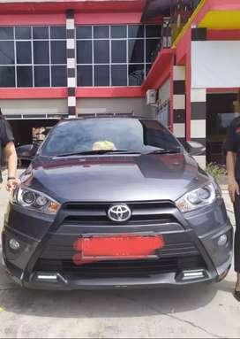 Toyota Yaris TRD Sportivo AT 2015