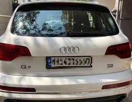 Audi Q7 35 TDI Premium Plus + Sunroof, 2011, Diesel