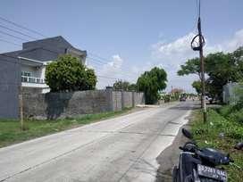 Tanah  Zona Industri  Jl. Wonosari - Pakis ( barat lapangan Teloyo  )
