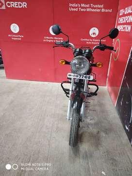 Good Condition Bajaj Ct100 Std with Warranty |  7708 Pune