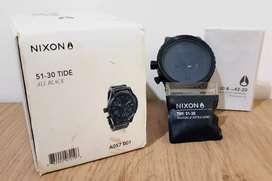 Dijual Jam Tangan Nixon 51-30 Tide All Black