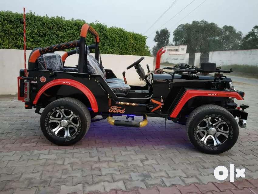 Modified jeeps 0
