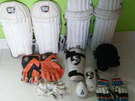 All cricket kit Sg company only 6th months old