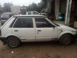 Charade for sale Diesel engine Alloy rim New bettry new tyre