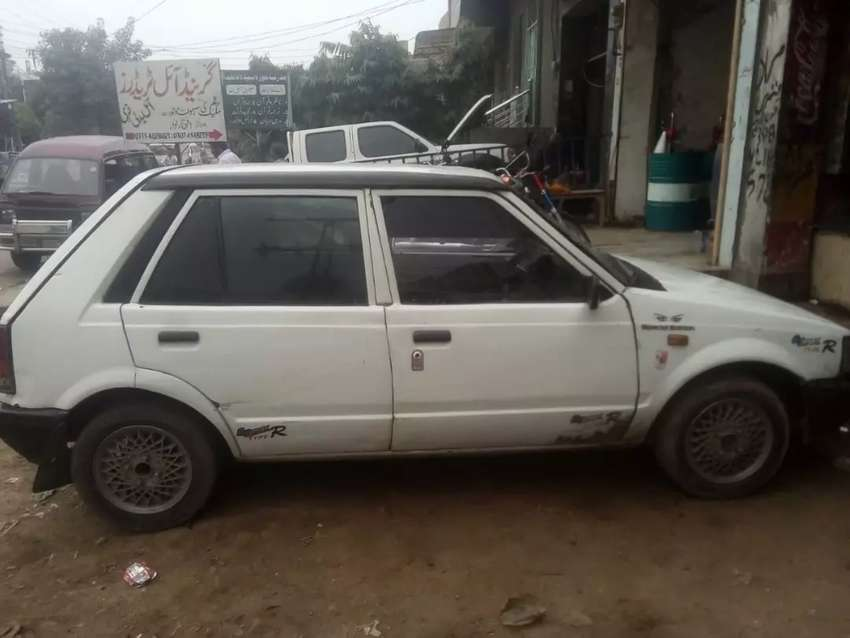 Charade for sale Diesel engine Alloy rim New bettry new tyre 0