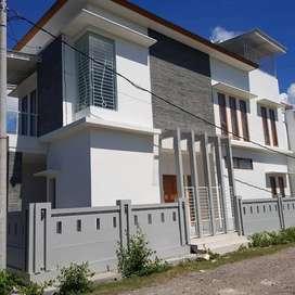 Rumah Minimalis Modern Murah Lantai 2 di Denpasar Mahendradata