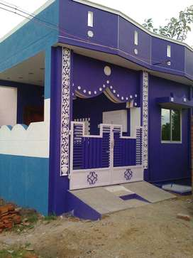 Panchayat approved INDIVIDUAL HOUSE. Clear Tile. Ready document